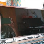我的宏碁笔记本换好屏幕以后